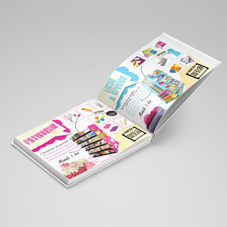 Catalogue articles brochure magasin prospectus Pau bizanos Tarbes orthez mont de marsan