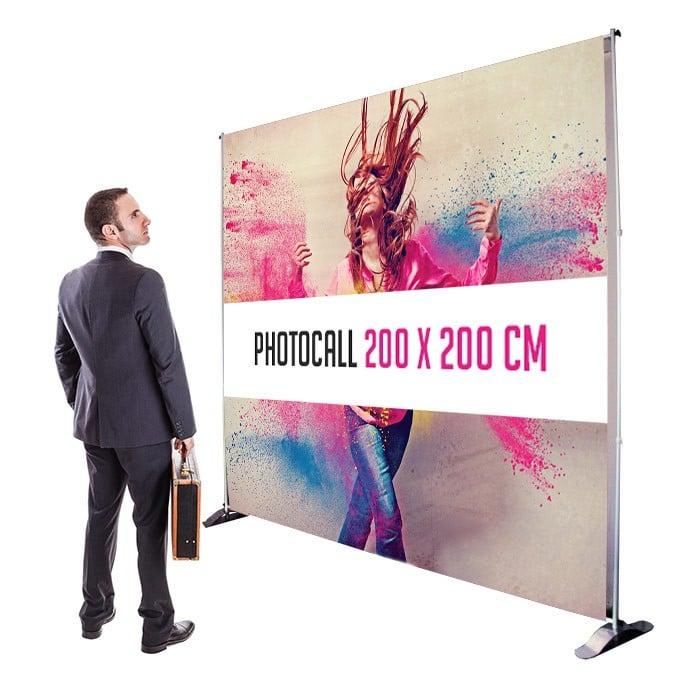 Photocall-pvc
